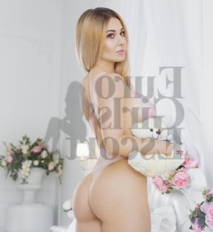 Grazziella escort girl and erotic massage