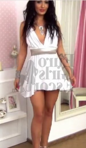 Kannelle thai massage in Cataño PR & escort girl